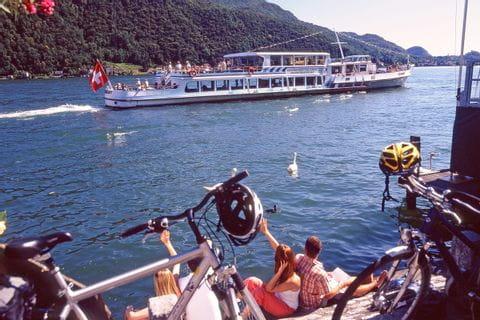 Radpause am Bodensee