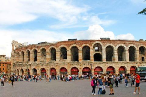 Amfitheater in Verona