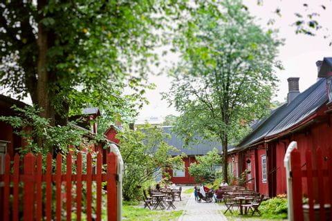 Qwensel House Finnland
