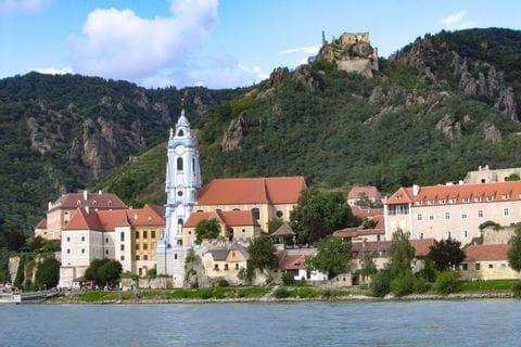 View of Dürnstein
