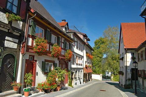 Mühlheim Ortsdurchfahrt