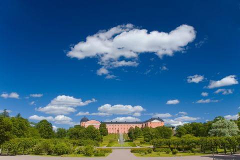 Schloss in Uppsala