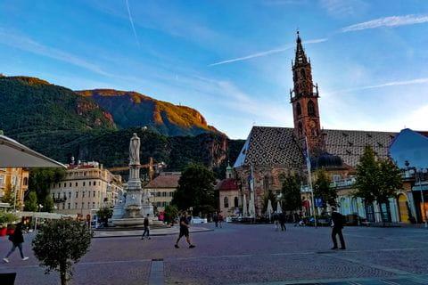 Waltherplatz in Bolzano