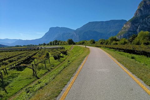 Cycle break in beautiful South Tyrol