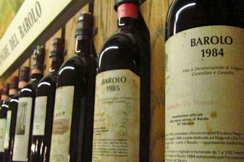 Culinary delight in Piedmont