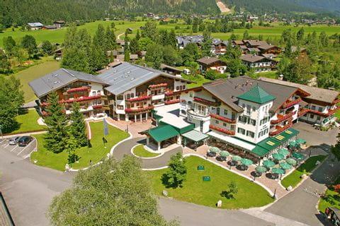 Hotel Bad Hochmoss Außenansicht