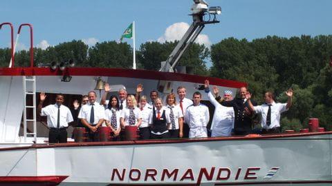 MS Normandie - Crew