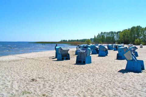 Strand auf Usedom
