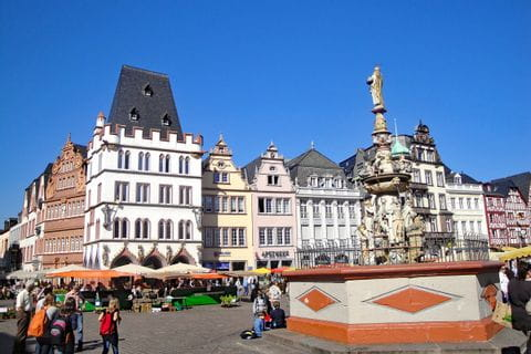 Old town in Trier