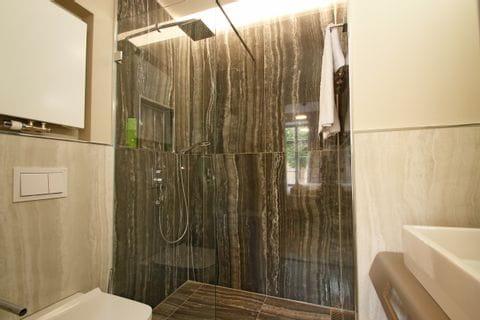 Dusche Hotel Amelie