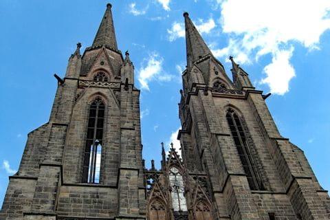 Elisabeth church in Marburg