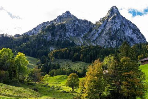 Mountains near Lucerne