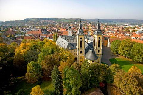 Bad Mergentheim, Schlosskirche