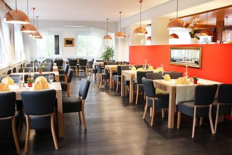 Speisesaal Hotel Rosenthaler Hof