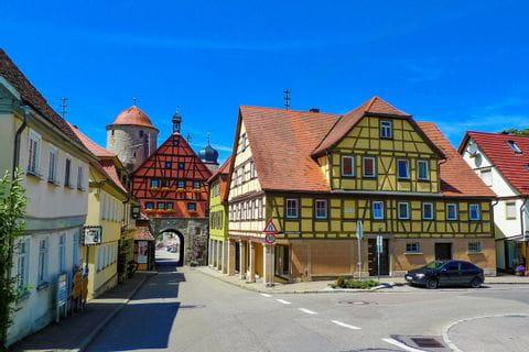Torbogen in Langenburg