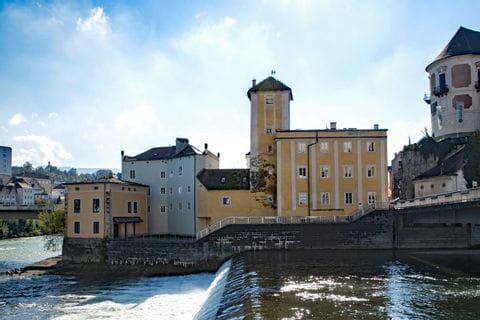 Dam in Steyr