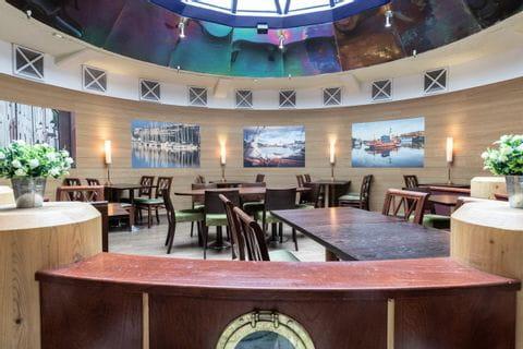 Hotel bar Scandic Atrium