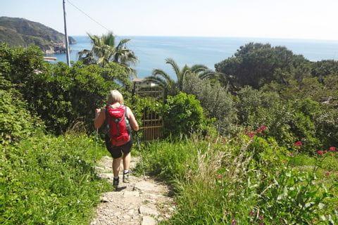 Wanderung Cinque Terre