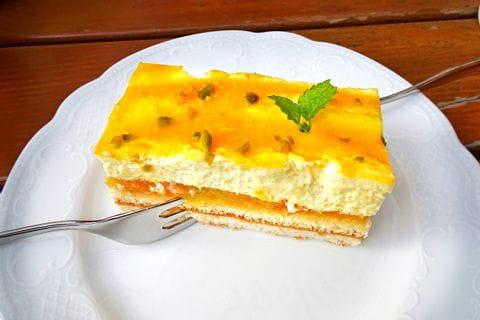 Bavarian Dessert