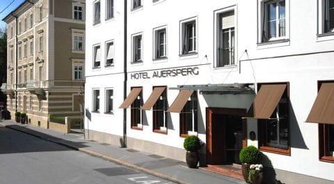 Hotel Auersperg Outdoor view