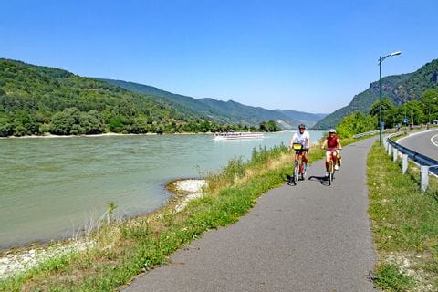 Danube-Cycle-Path