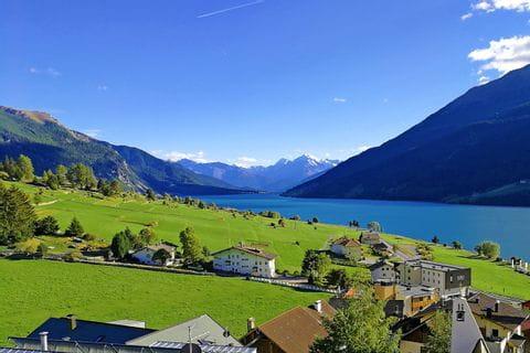 Reschen and Lake Reschen