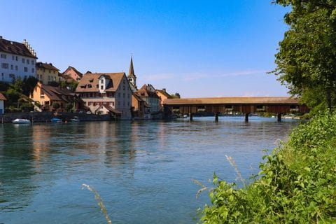 Diesenhofen Brücke