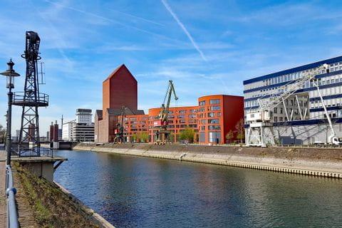 Kanal am Ruhrtalradweg