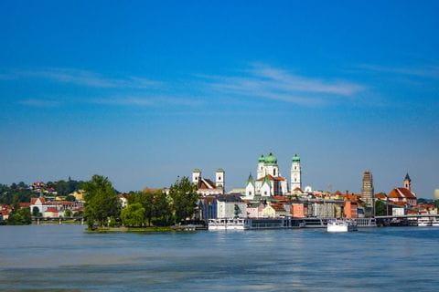 Impressionen an der Donau