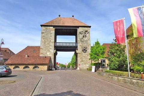 Das Weintor in der Pfalz