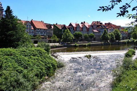 Hann Münden an der Weser