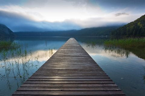 Steg am See im Ausseerland
