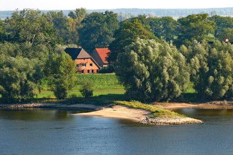 Impressionen von der Radtour von Magdeburg nach Hamburg