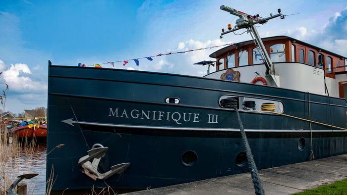 MS Magnifique Aussenansicht